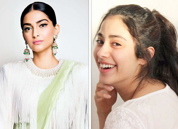 Sonam Kapoor shares a heartfelt birthday wish to 'strongest girl' Janhvi Kapoor on her 21st birthday