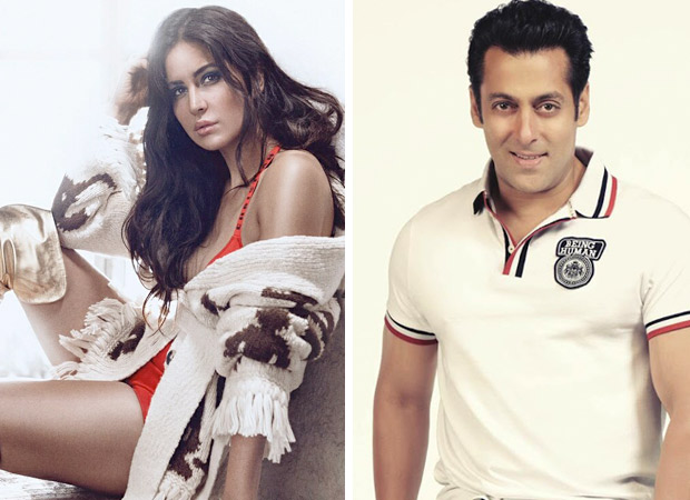 What is Katrina Kaif doing in Salman Khan's car? (Watch video)