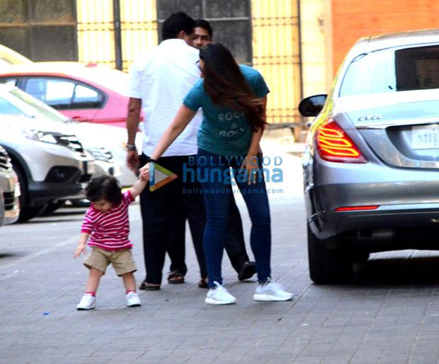 Kareena Kapoor Khan with Taimur