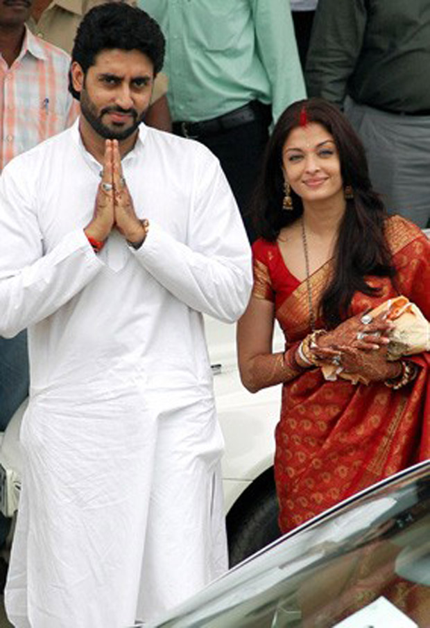 11 pics of Aishwarya Rai - Abhishek Bachchan CELEBRATING their 11 years of togetherness!