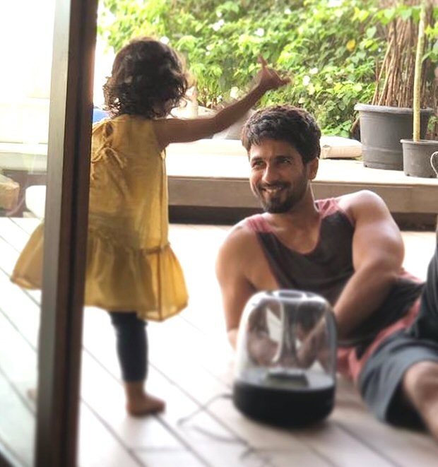 Adorable! Shahid Kapoor can't stop smiling and here's why