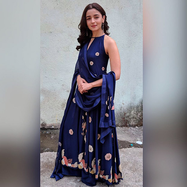 Alia Bhatt in House of Kotwara