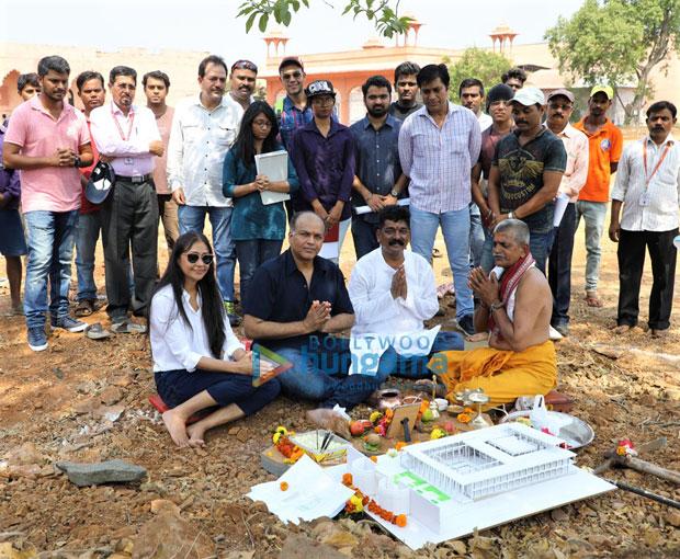 Ashutosh Gowariker recreates the majestic 'Shaniwar Wada' for Panipat