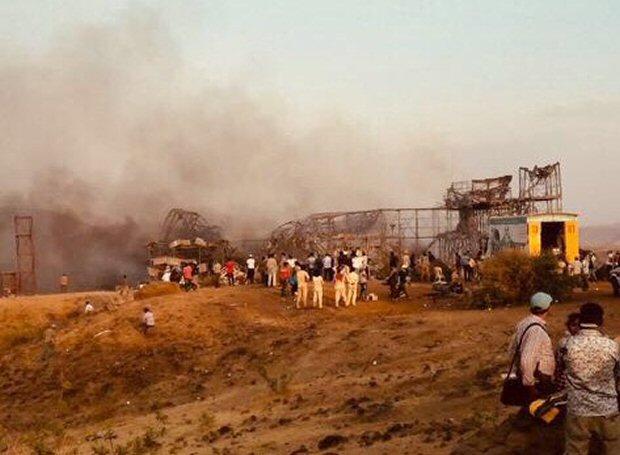 BREAKING: BLAST on the sets of Akshay Kumar's Kesari