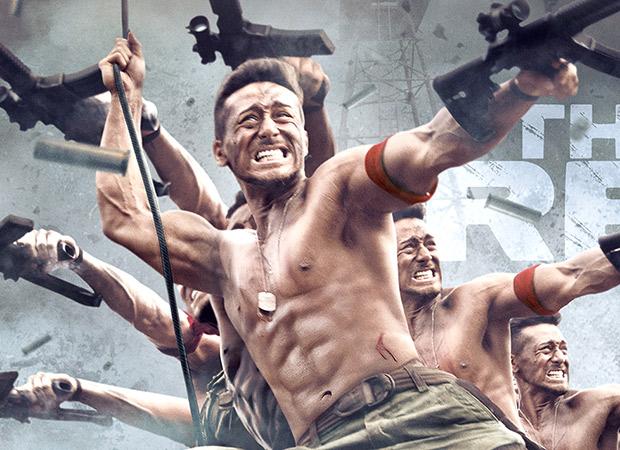 Baaghi 2 crosses 3 mil. USD [Rs. 19.52 cr.] in overseas