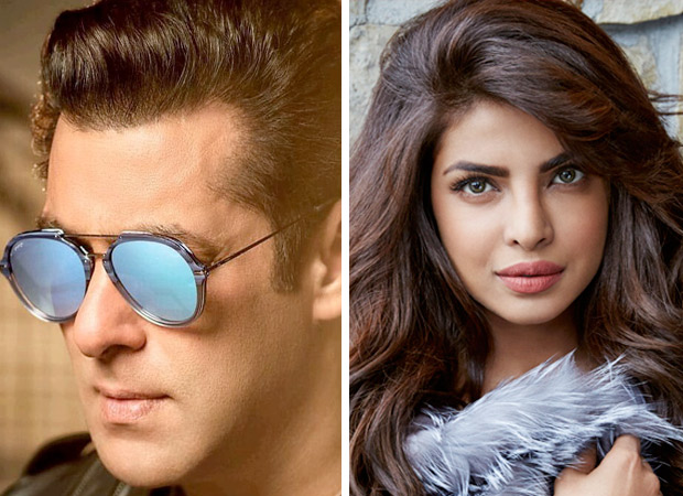 Bharat Salman Khan welcomes Priyanka Chopra back home but takes a DIG at her, in total Bhai style