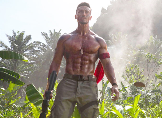 Box Office Tiger Shroff's Baaghi 2 Day 25 in overseas