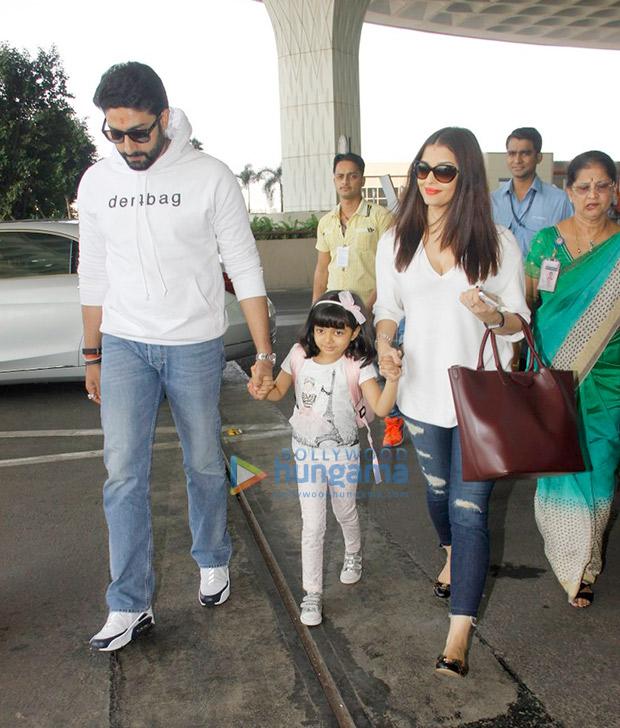 Couple twinning -Aishwarya Rai Bachchan and Abhishek Bachchan