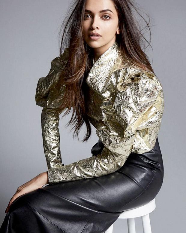 Deepika Padukone on Tings London magazine photoshoot (2)