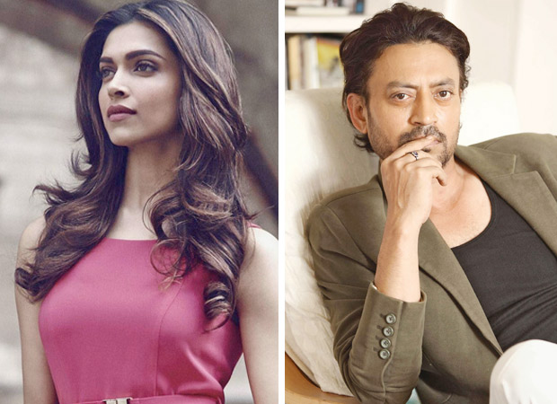 Deepika Padukone will win you over with her heartfelt reaction on Irrfan Khan's illness