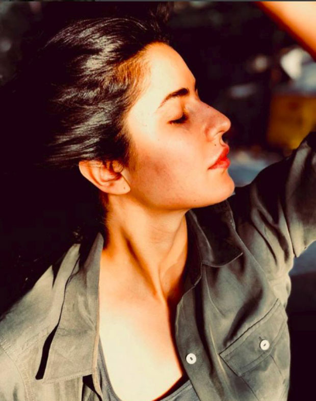 Golden girl Katrina Kaif on the sets of Zero will make you super curious about the film (view pics)
