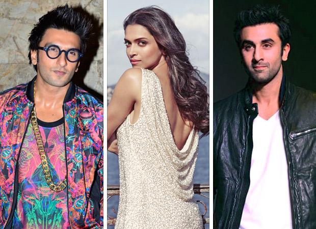 Is Ranveer Singh unhappy about Deepika Padukone walking the ramp with her ex Ranbir Kapoor?