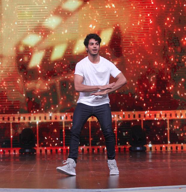 WATCH: Ishaan Khatter showcases impeccable moves on Prabhu Dheva's 'Muqabala' song