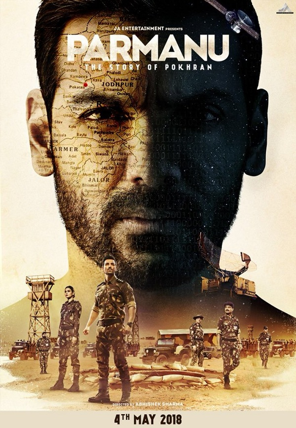 John Abraham gets real with his fight with KriArj, cuts of their name from Parmanu poster