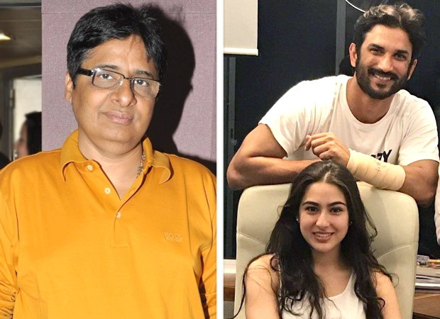 KEDARNATH controversy: Vashu Bhagnani claims rights over Sushant Singh Rajput and Sara Ali Khan starrer Kedarnath