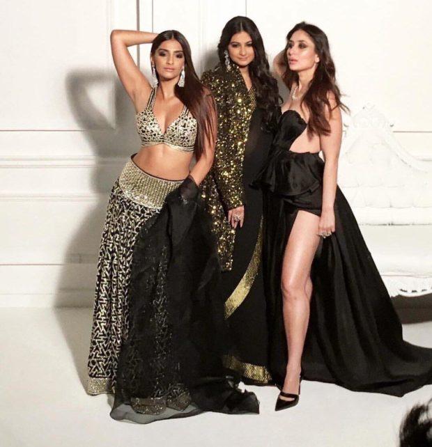 HOTNESS: Kareena Kapoor Khan, Sonam Kapoor leave everyone swooning with their sensuous looks for Veere Di Wedding shoot