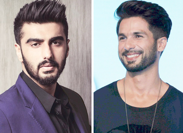 NOT Arjun Kapoor but Shahid Kapoor will be playing the lead in Arjun Reddy