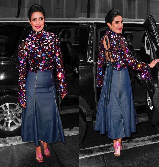 Priyanka Chopra - All that Shimmer and Jazz