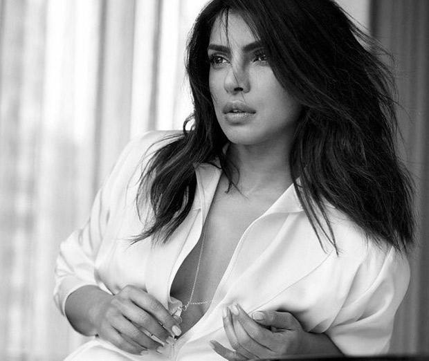Priyanka Chopra - Black and white magic