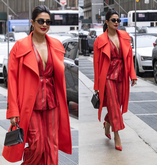 Priyanka Chopra attends the Ciroc & Variety Women's Empowerment Brunch