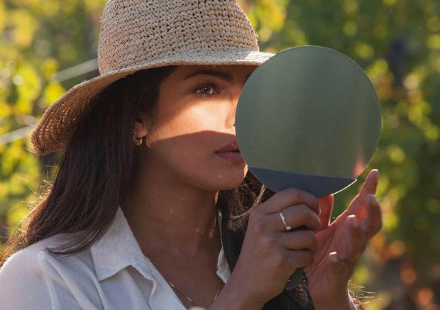 Priyanka Chopra channelizes her inner glam doll on Quantico sets (view pictures)