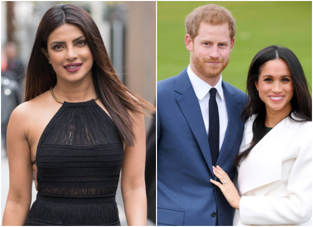 Priyanka Chopra confirms she is attending the royal wedding of Prince Harry and Meghan Markle