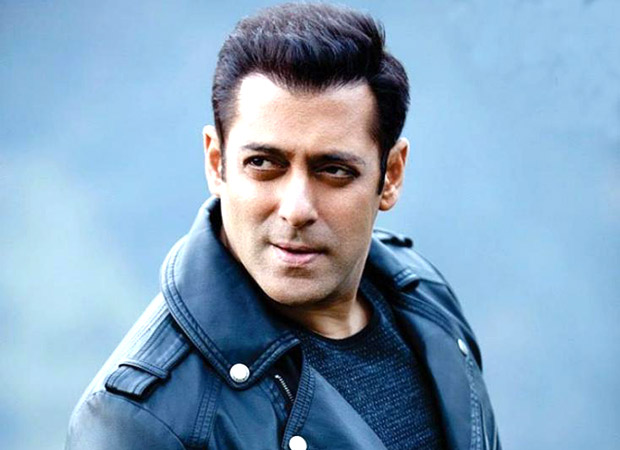 Salman Khan turns grey for the first time in his career and it is for Race 3