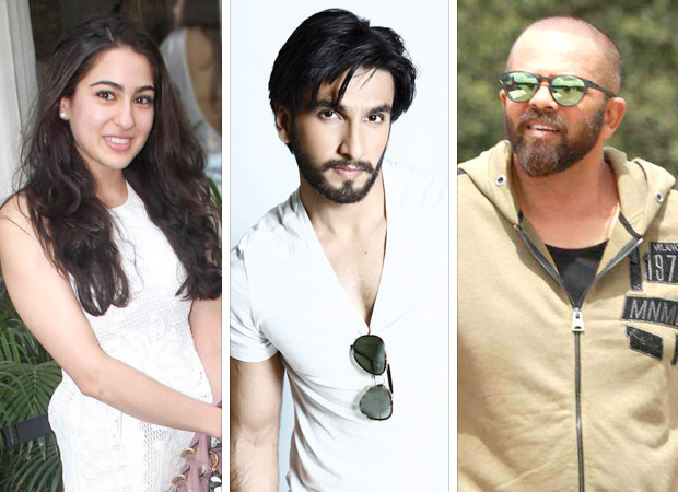 Sara Ali Khan to SHINE equally well despite Simmba being written for Ranveer Singh, assures Rohit Shetty