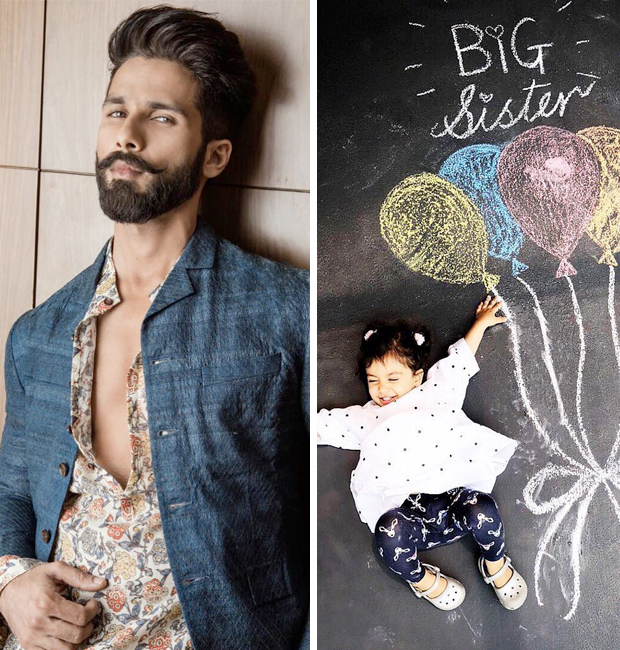 Shahid Kapoor REVEALS why he publicly announced Mira Rajput's pregnancy with Misha's pic