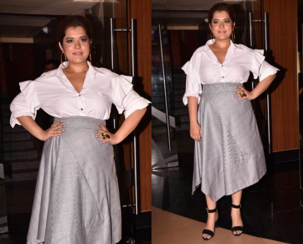 Shikha Talsania at Veere Di Wedding trailer launch