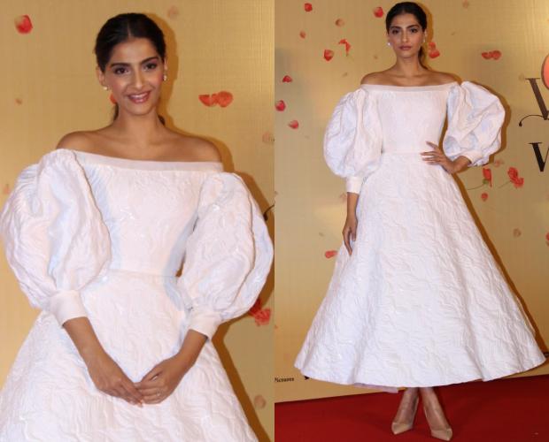 Sonam Kapoor at Veere Di Wedding trailer launch