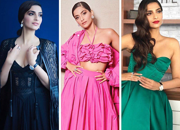Sonam Kapoor in Dubai for IWC Schaffhausen