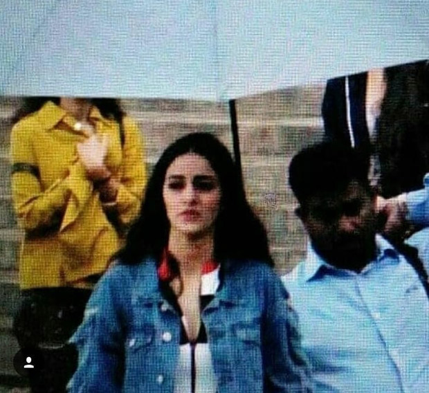 Student Of The Year 2: LEAKED! Ananya Panday, Tiger Shroff on the sets in Dehradun