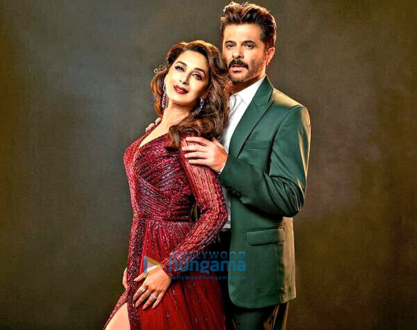 Tezaab stars Anil Kapoor and Madhuri Dixit sizzle in the first look of Total Dhamaal