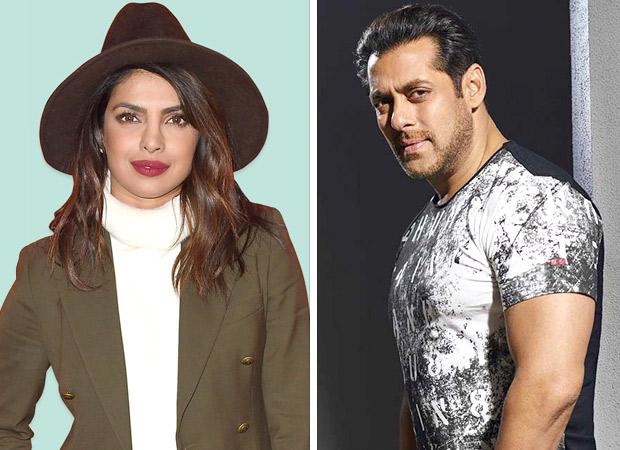 There is no Priyanka Chopra in Salman Khan's Bharat