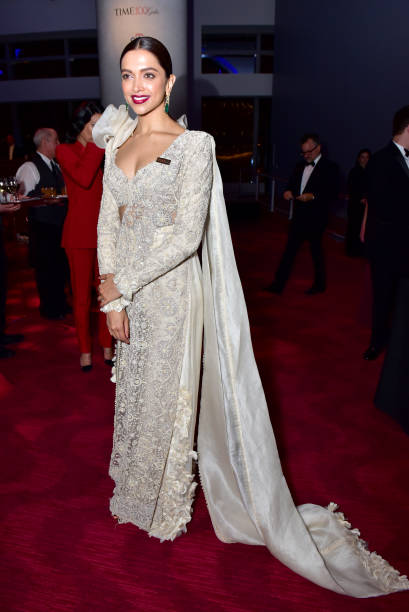 WATCH: Deepika Padukone talks about depression, equal pay in her moving speech at TIME 100 Gala