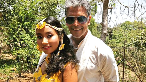 WEDDING BELLS! Milind Soman and Ankita Konwar to get hitched today (see INSIDE pre-wedding pictures)