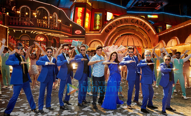 WHOA! Ajay Devgn, Madhuri Dixit, Anil Kapoor to groove to 80s hit track Paisa Yeh Paisa in Total Dhamaal