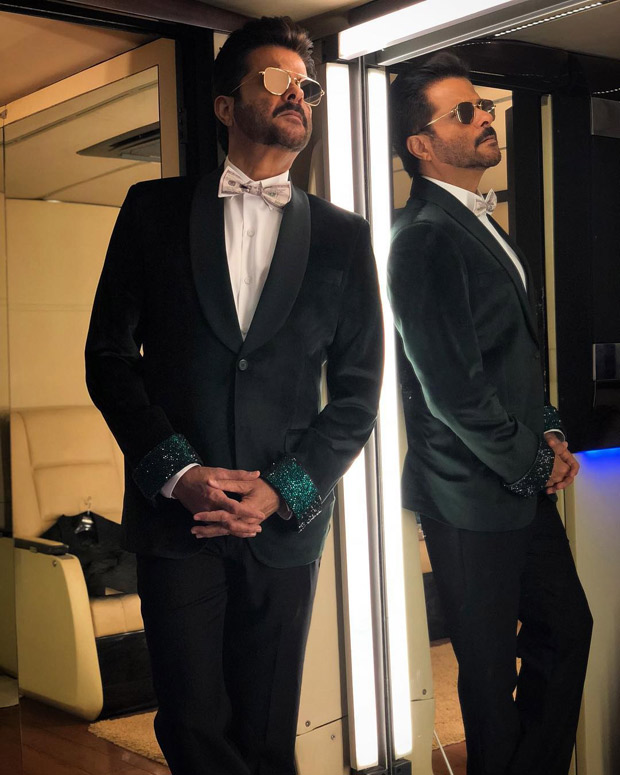 WHOA! Anil Kapoor looks dapper in his new Total Dhamaal avatar but refrains to look into the mirror