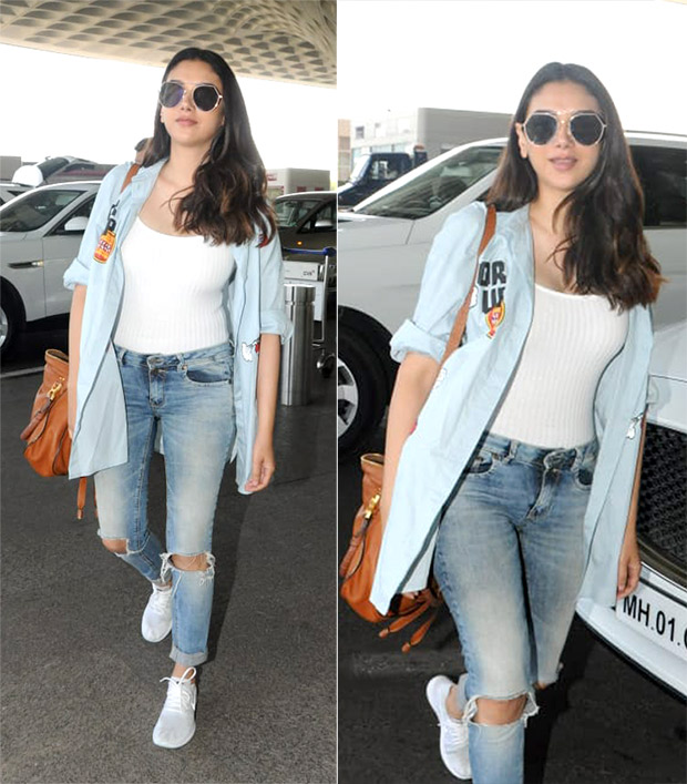 Weekly Celebrity Airport Style - Aditi Rao Hydari