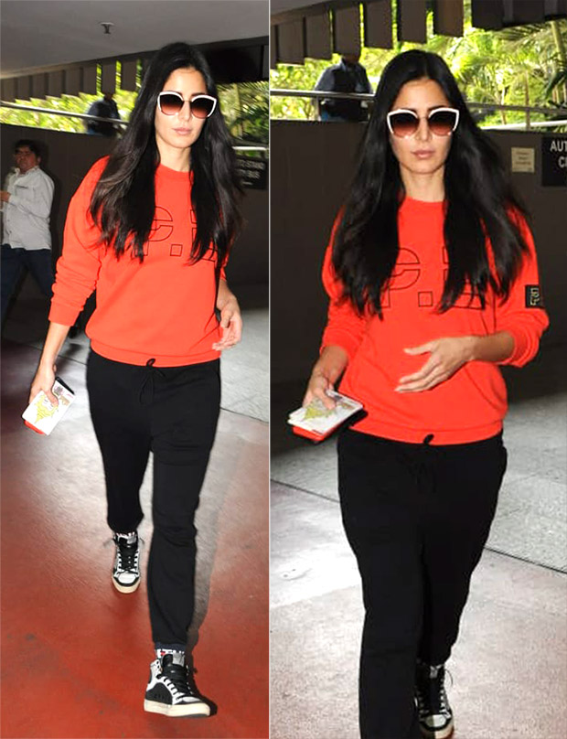 Weekly Celebrity Airport Style - Katrina Kaif