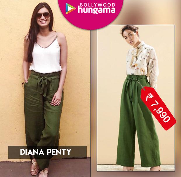 Weekly Celebrity Splurges - Diana Penty