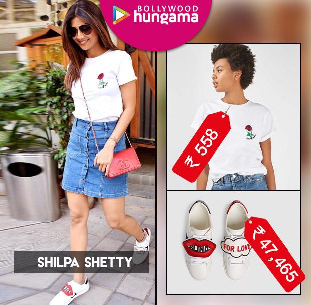Weekly Celebrity Splurges - Shilpa Shetty