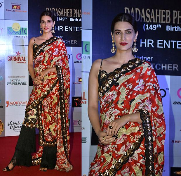 Weekly Worst Dressed Celebrities - Kriti Sanon