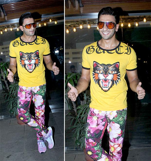 Weekly Worst Dressed Celebrities - Ranveer Singh