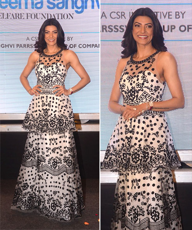 Weekly Worst Dressed Celebrities - Sushmita Sen