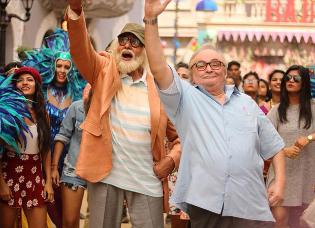 Subhash K Jha talks about 102 Not Out