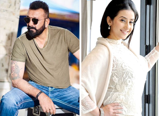 After 10 years, Sanjay Dutt to reunite with Manisha Koirala for Prasthaanam remake