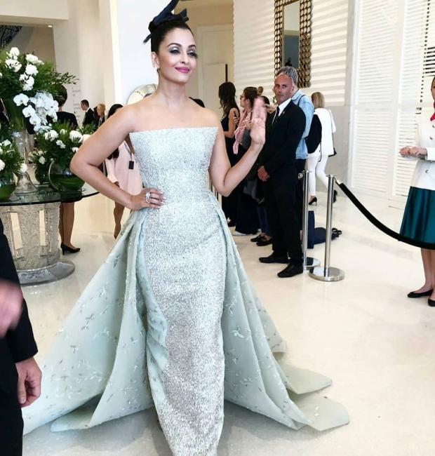 Aishwarya Rai Bachchan Cannes 2018 (1)