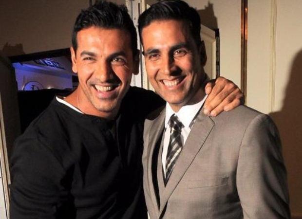 Akshay Kumar and John Abraham add more 'GARAM MASALA' to their alleged fight with their tweets